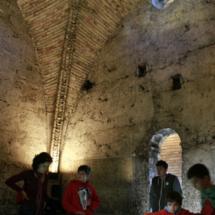 Sala de la Torre del Salvador, en Teruel