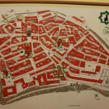 Plano informativo del Teruel mudéjar