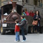 Tren turístico de Teruel: una ruta especial para peques
