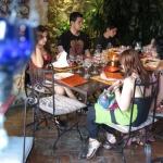 Restaurante El Jardín del Califa, en Vejer de la Frontera