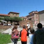 Paseo por el casco antiguo de Gijón