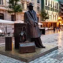 El viajero, Eduardo Urculo