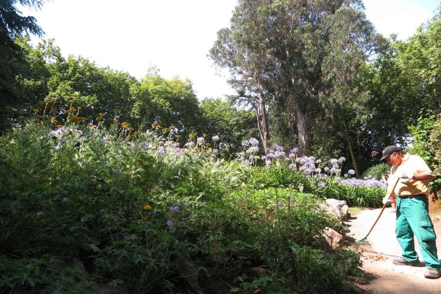 Jard n bot nico de gij n for Jardin botanico conciertos