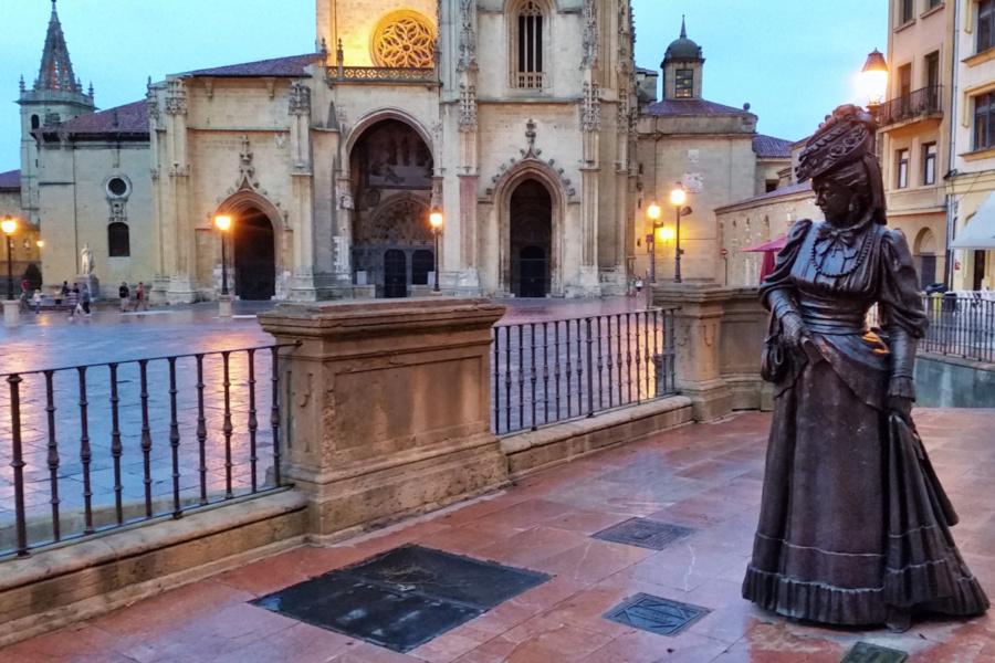 Planes para una visita a Oviedo con peques
