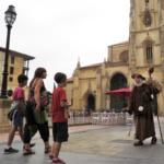 Os contamos nuestra experiencia en una visita guiada y teatralizada por Oviedo