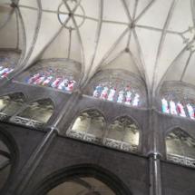 Vidrieras de la Catedral de Oviedo