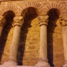 Detalle exterior de la Catedral de Oviedo