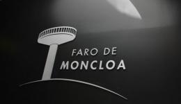 Logo del Faro de Moncloa