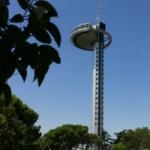 Faro de Moncloa, en Madrid: viajar con los niños a las alturas