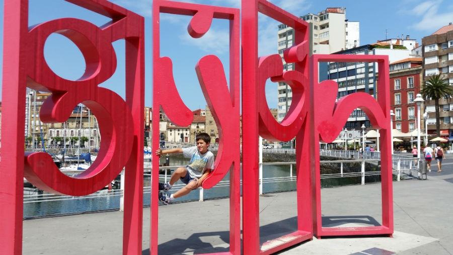 Emblema de Gijón