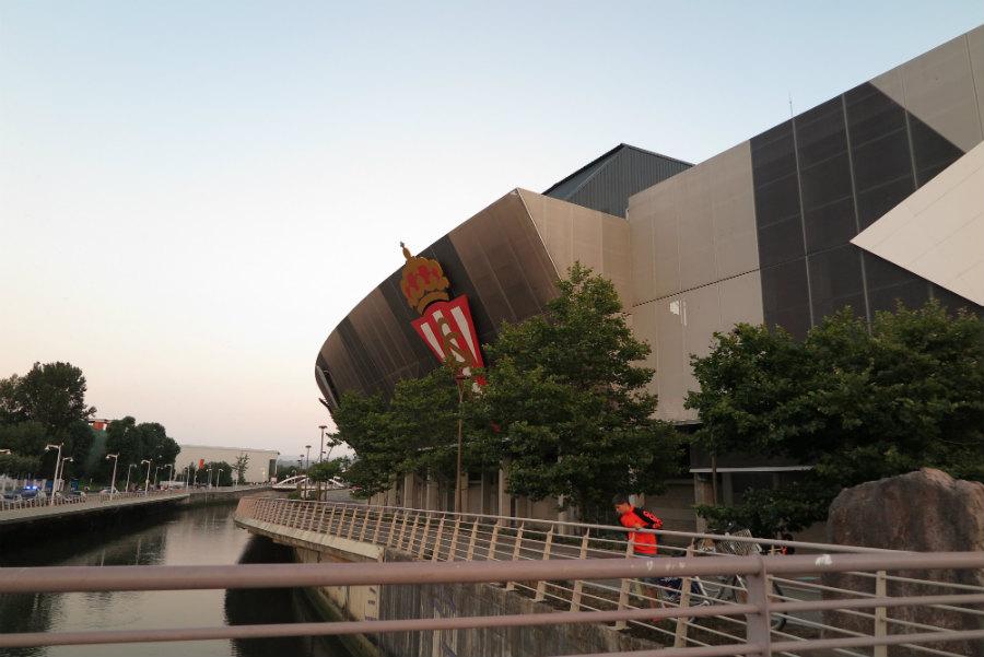 Estadio del Molinón