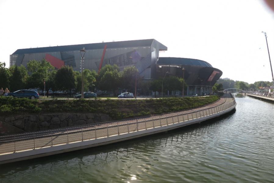 Estadio del Molinón, campo de fútbol del Real Sporting de Gijón