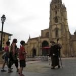 Visita guiada y teatralizada por Oviedo