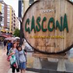 Os contamos nuestra experiencia en la zona de restaurantes de Oviedo