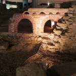 Cómo visitar las termas romanas de Gijón