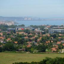 Vistas de Gijón
