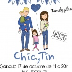 CHICyTIN, ocio educativo familiar gratis en Barcelona