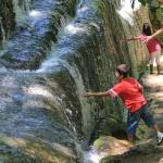 Una visita al Monasterio de Piedra con niños