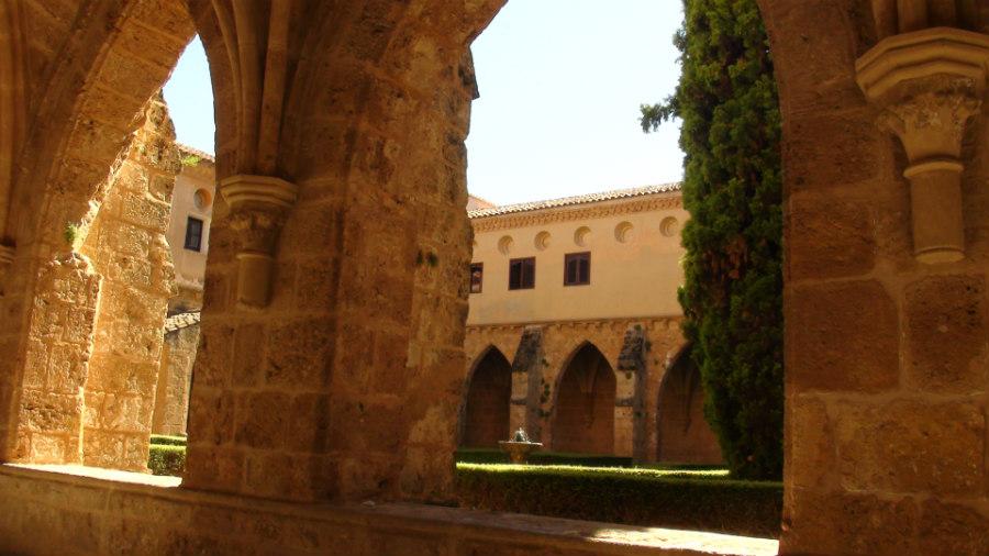 Monasterio de Piedra, en Zaragoza