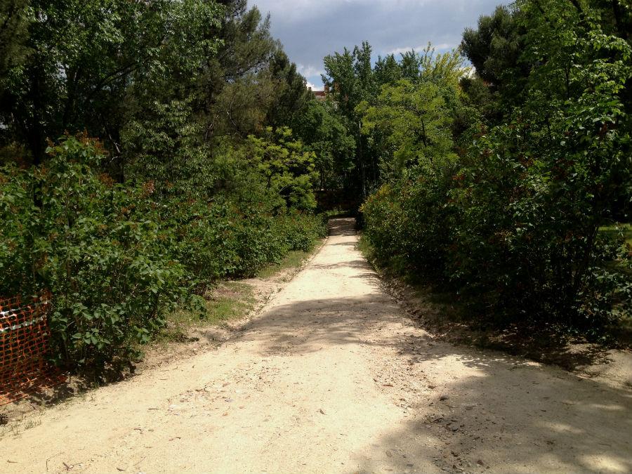 Parques de Madrid para ir con niños