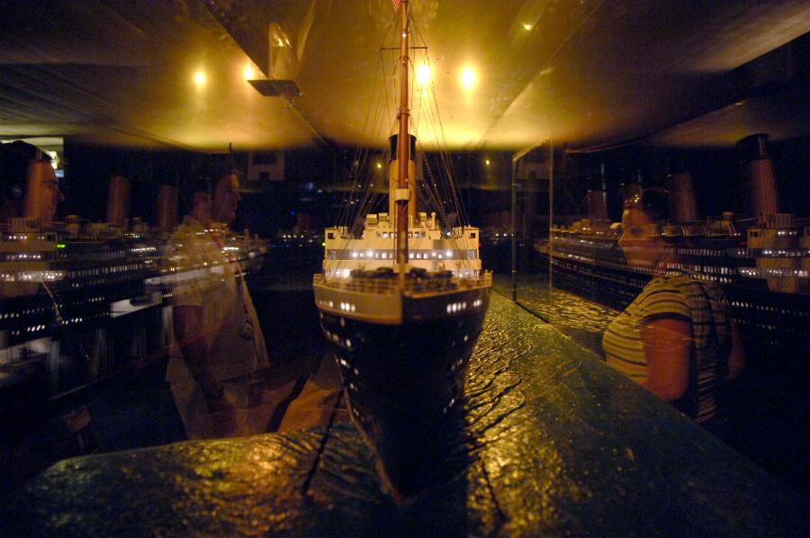Qué ver en la exposición Titanic the Exhibition