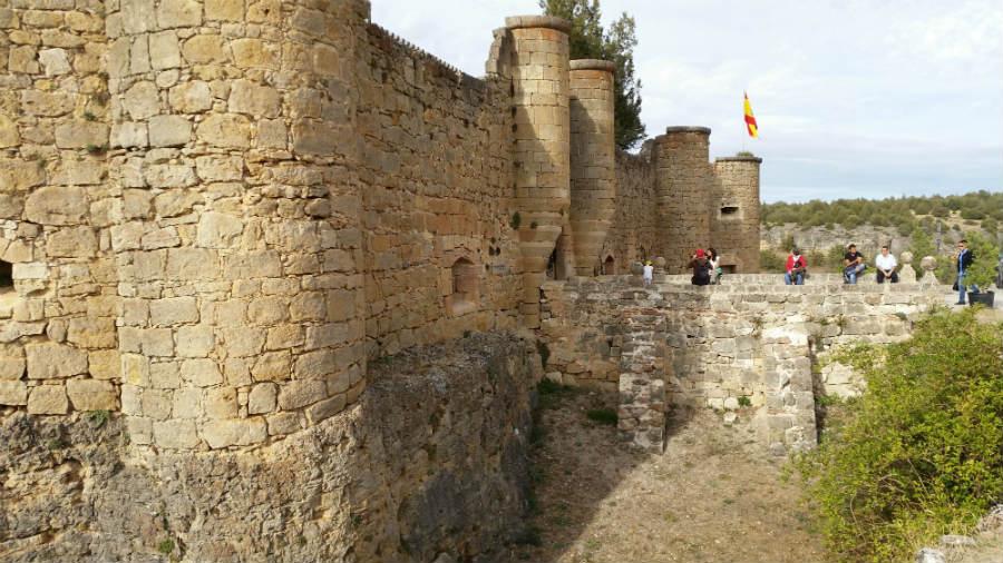 Puente del Castillo de Pedraza