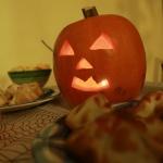 ¡Vídeo! Cómo vaciar una calabaza de Halloween
