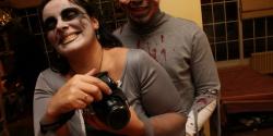 Zombi y no-muerta