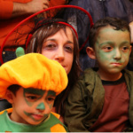 3 maquillajes infantiles «monstruosos» para tu fiesta de Halloween