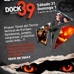 Halloween en el Centro Comercial Ballonti de Portugalete