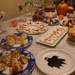 Un menú de Halloween para impresionar a tus invitados