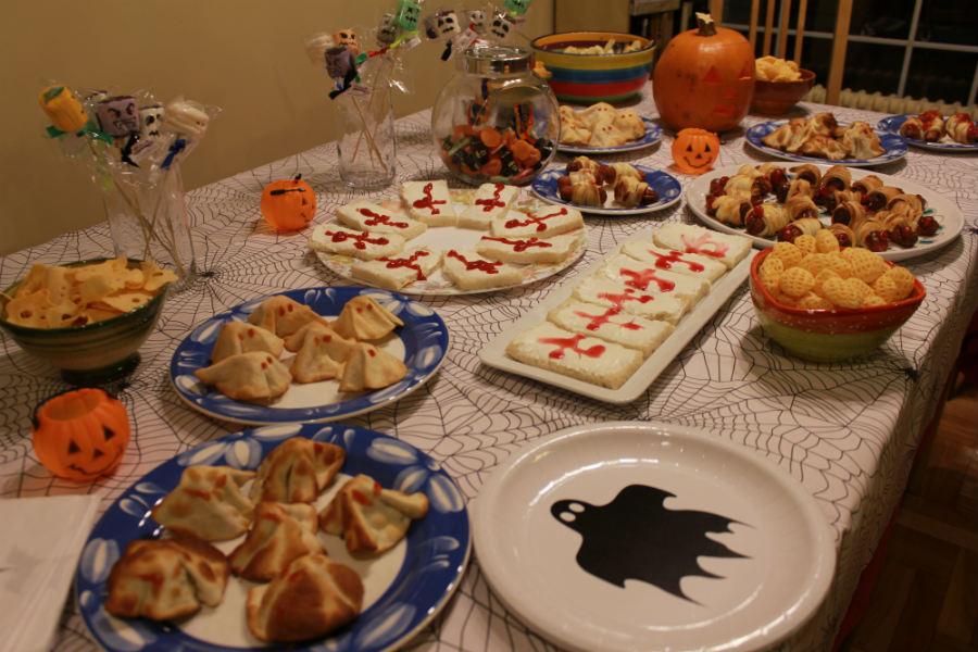 Menú para Halloween