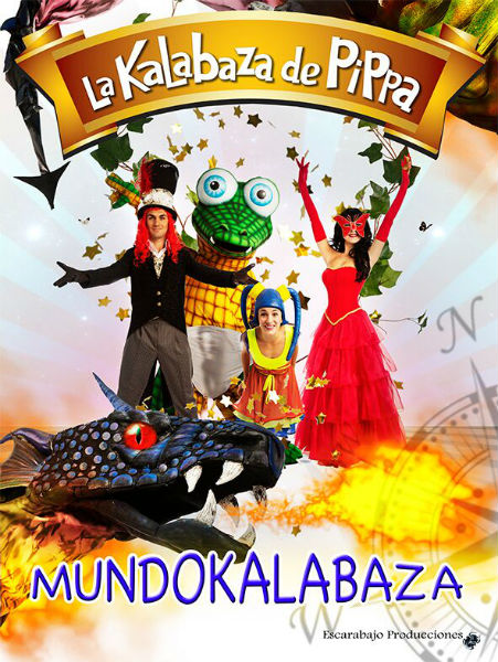 Cartel de Mundokalabaza