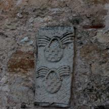 Escudo medieval de Pedraza