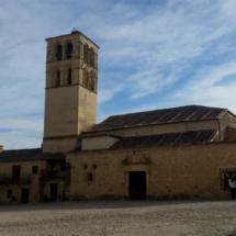 Iglesia de San Juan de Pedraza