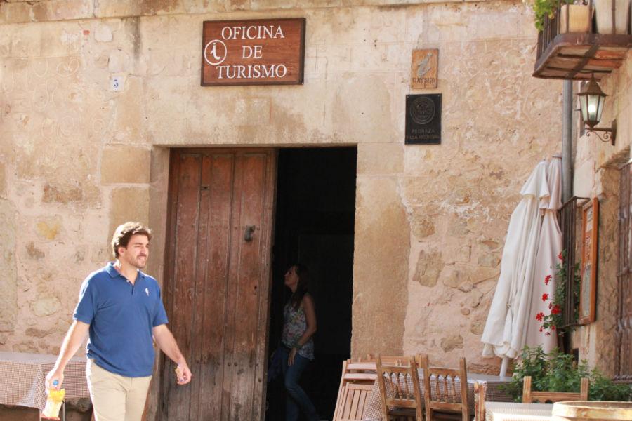Oficina de Turismo de Pedraza