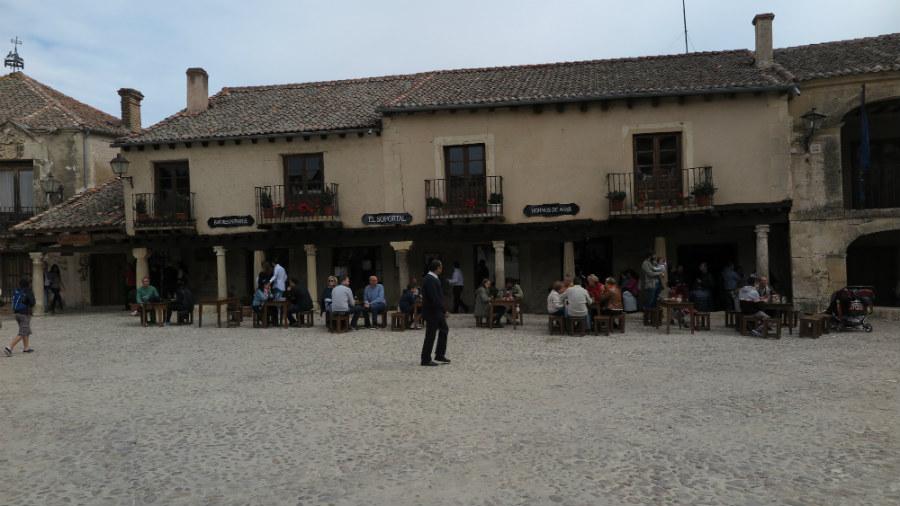 Restaurante El Soportal de Pedraza