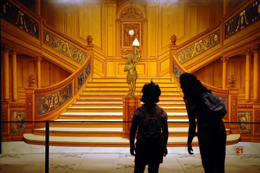 Horarios y precios para visitar la exposición sobre el Titanic en Madrid