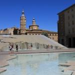 Plaza del Pilar de Zaragoza