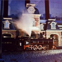 Instalación de Cortylandia 1979