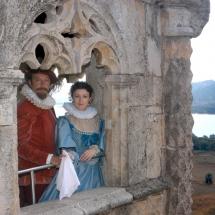 Castillo de Manzanares el Real: visita teatralizada