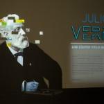 Exposición  sobre Julio Verne, en la Fundación Telefónica (Madrid)