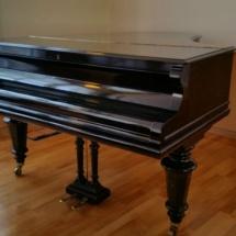 Piano de Lorca, en la Residencia de Estudiantes