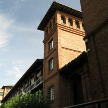 Edificio de la Residencia de Estudiantes