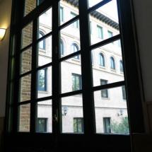 Interior de la Residencia de Estudiantes