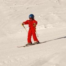 Mono de esquí para niños