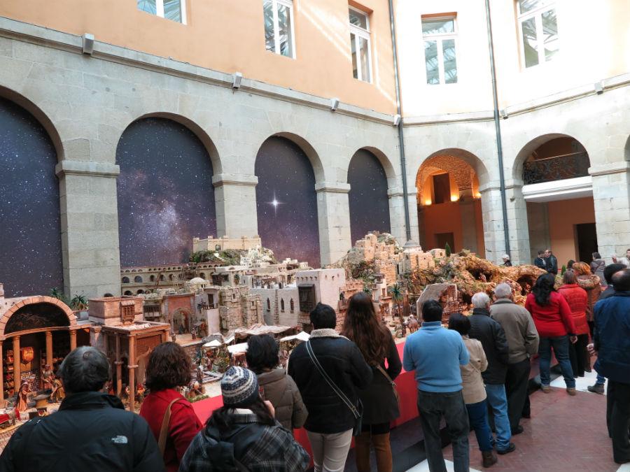 Visita al bel n de la comunidad de madrid navidad 2016 - Figuritas para el belen ...