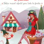 'Un dulce de Navidad', musical infantil en Madrid