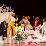 4 musicales para ir con niños en Navidad