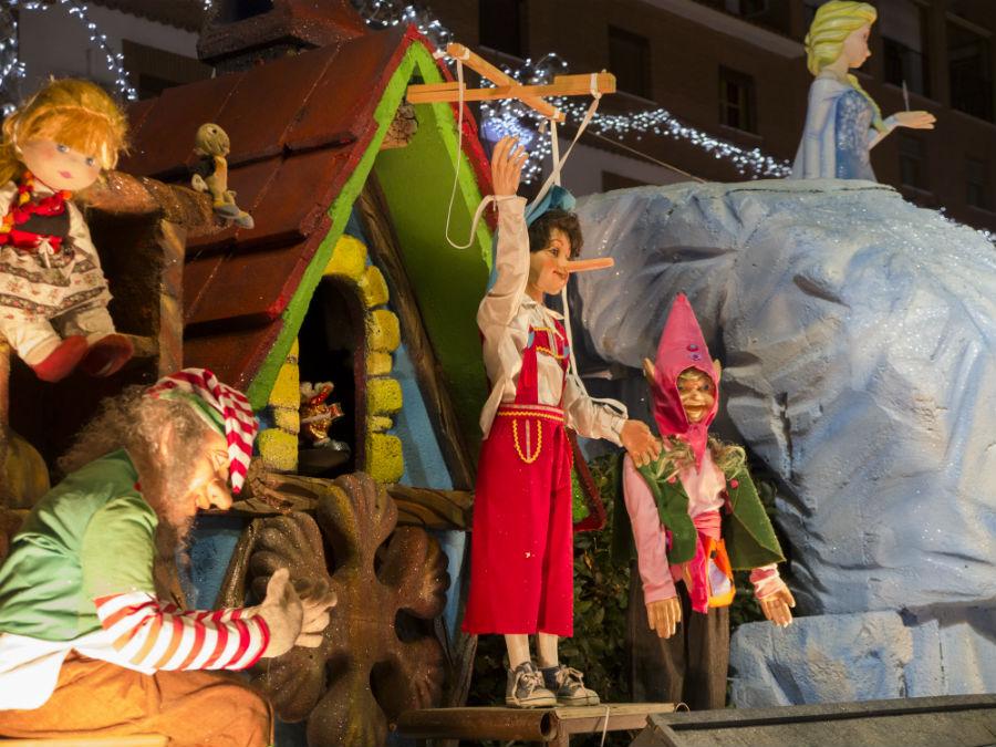 Navidad 2015 en Torrejón de Ardoz: Ciudad de los Sueños.